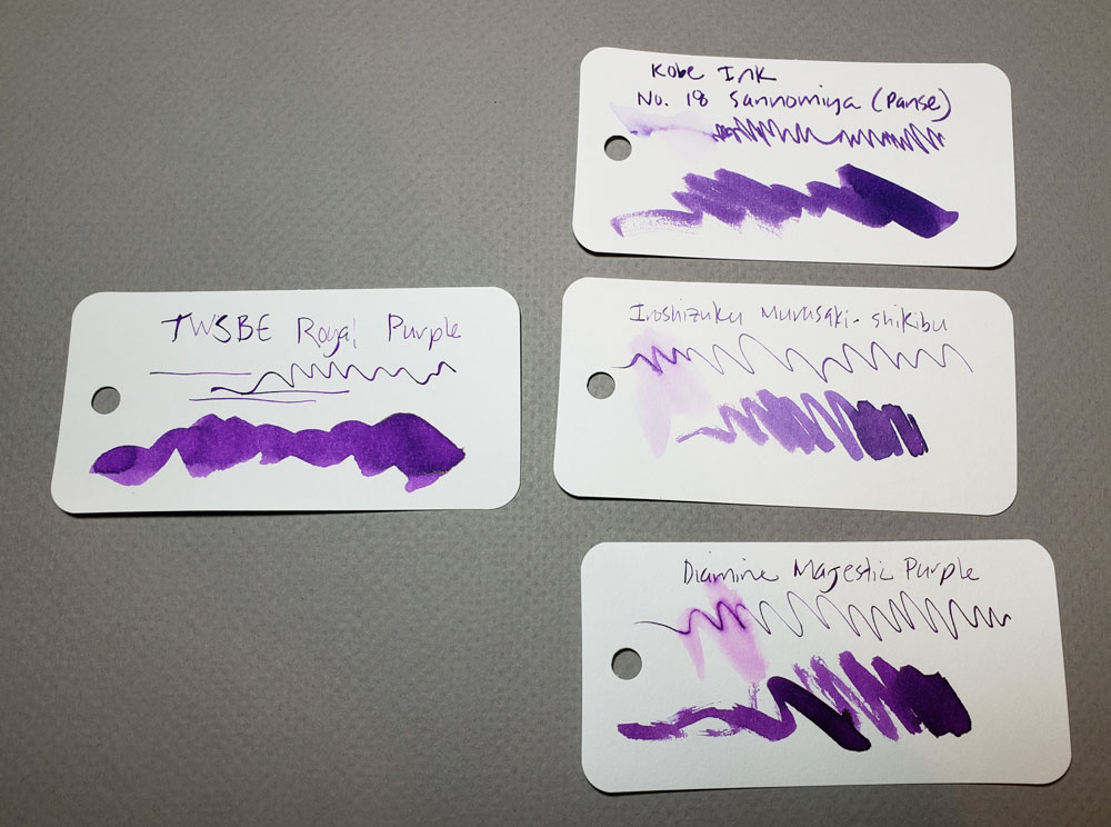 Royal Purple comparison