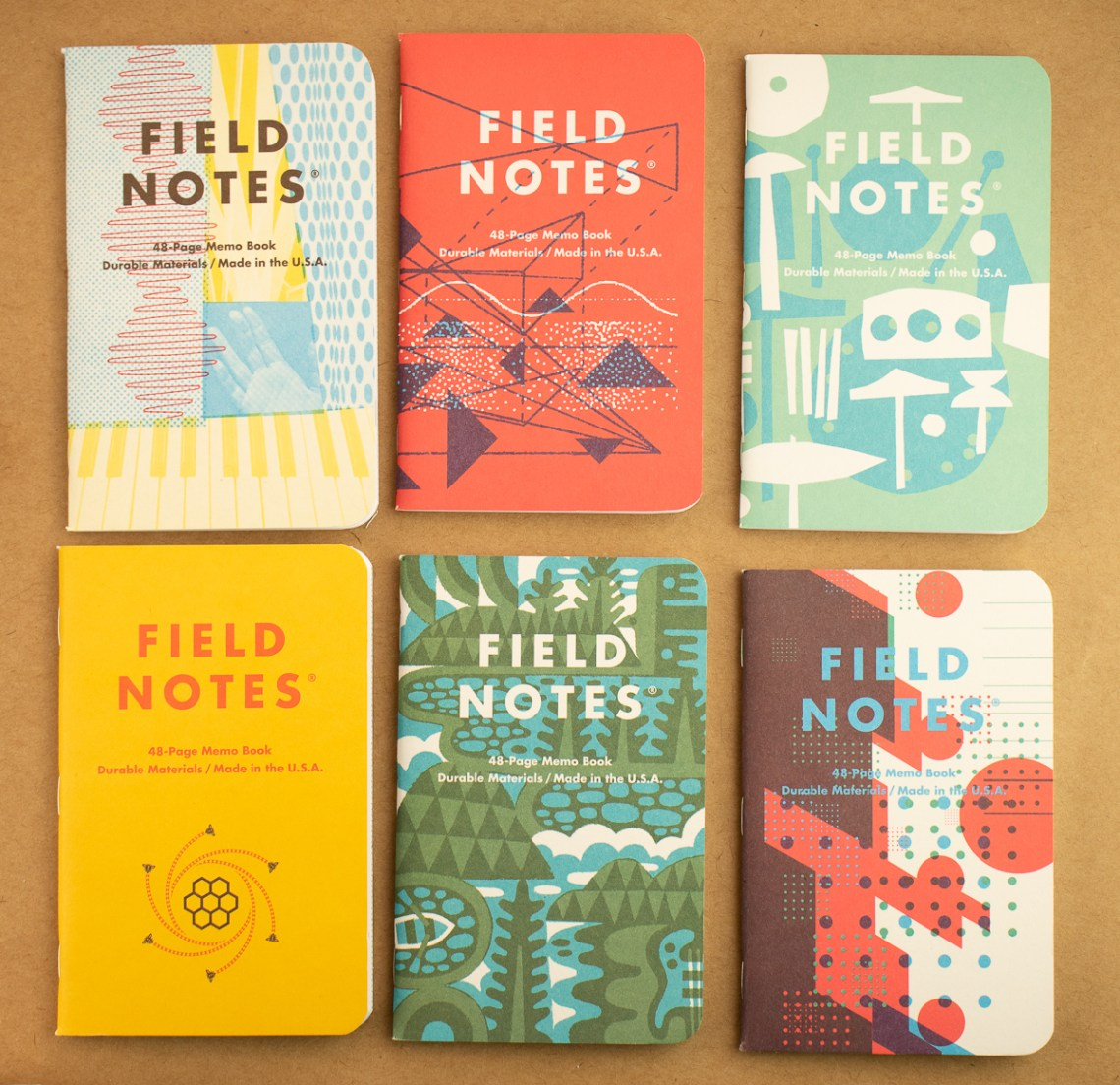 Wilco x Field Notes
