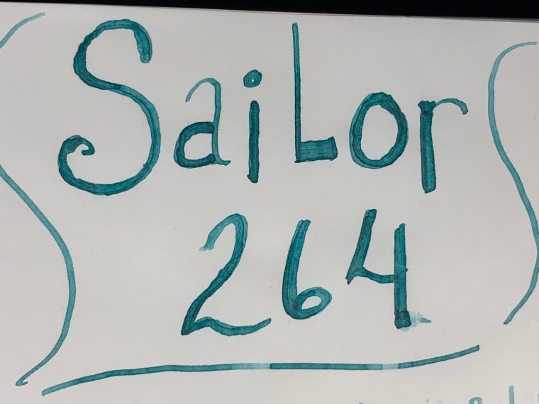 12 Days of Inkmas: Day 12 – Sailor Studio 264