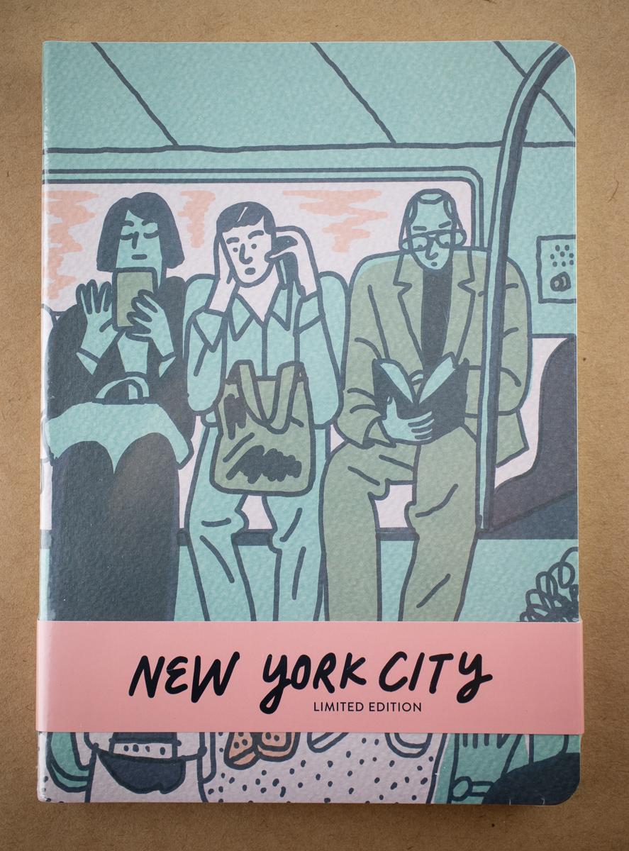 Baron Fig NYC edition