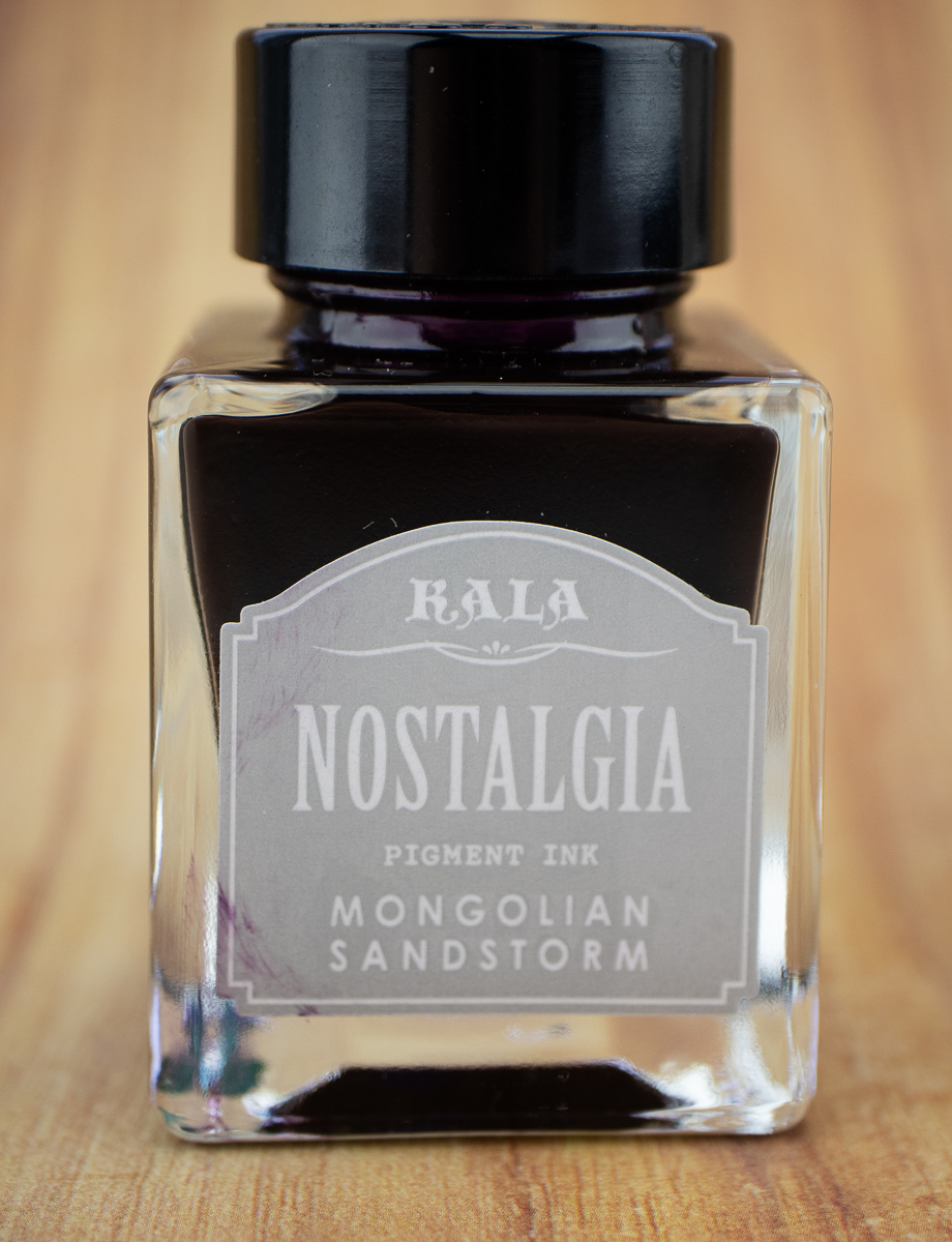 Kala Nostalgia Abstraction Mongolian Sandstorm bottle