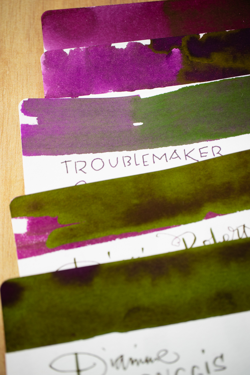 Troublemaker Inks Grapevine