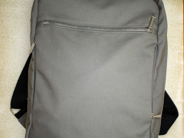 Bag Review: Baron Fig Venture Slimline Backpack
