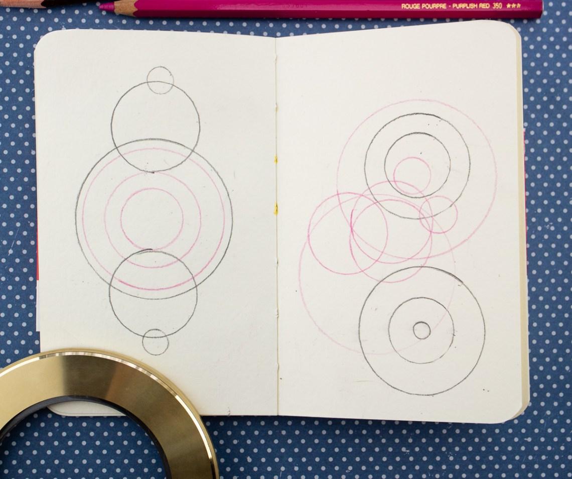 Iris Drawing Compass