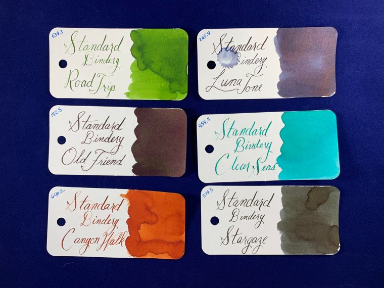 Ink Overview: Standard Bindery Inks