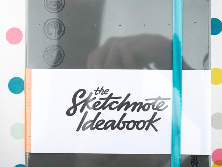 Giveaway Winner: Sketchnote Notebook & Pens