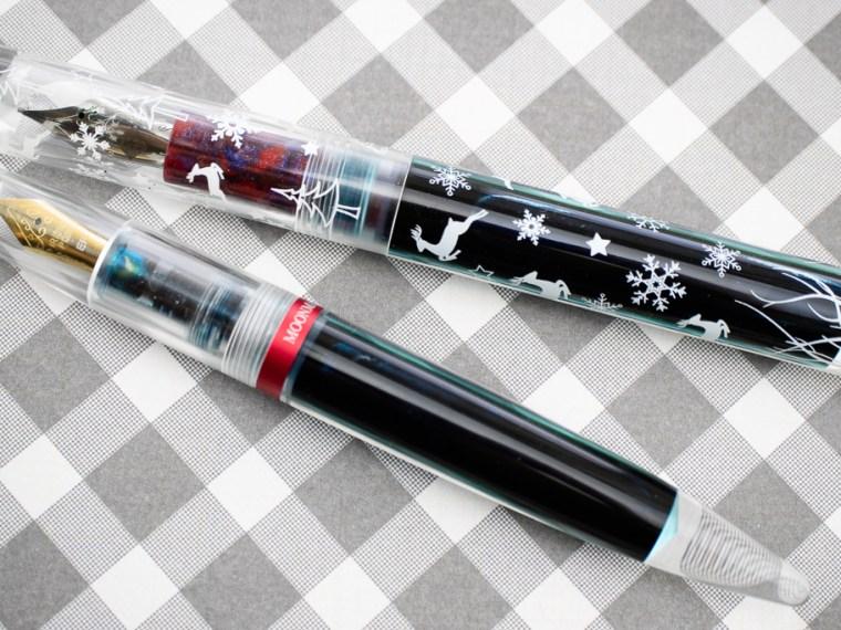 Pen Review: Moonman Fountain Pens