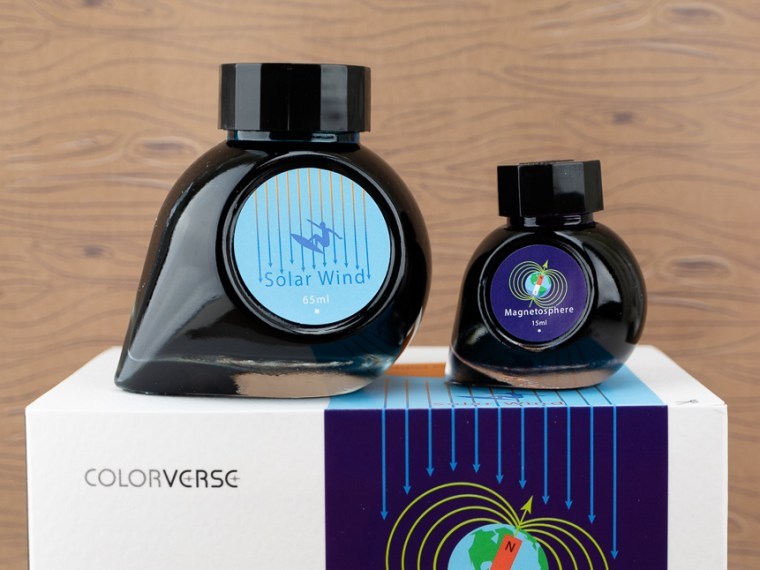 Ink Review: Colorverse Goldspot Special Edition Aurora Borealis
