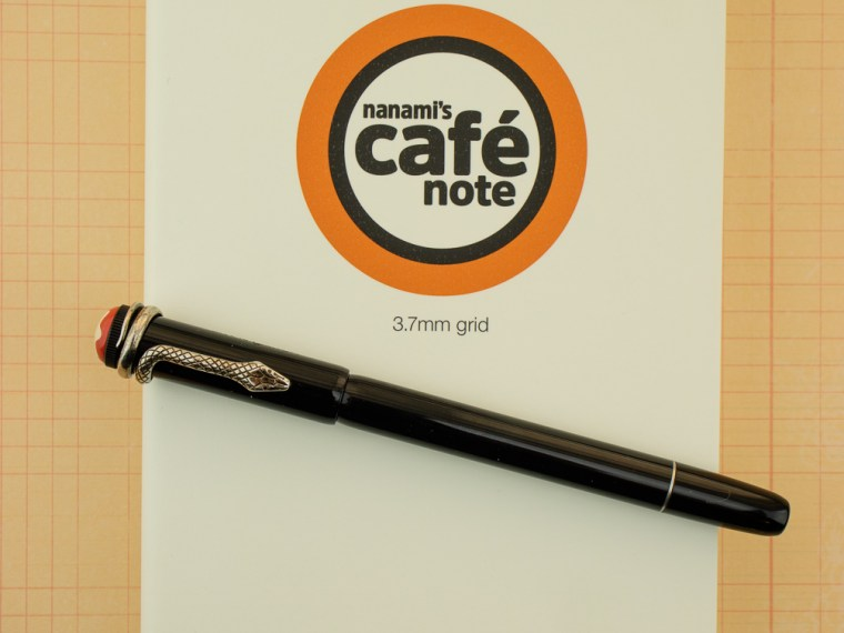 Notebook Review: Nanami Café Note B6 Slim Grid
