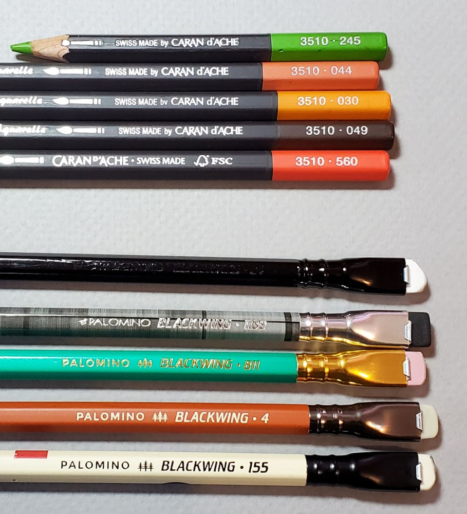 tested pencils