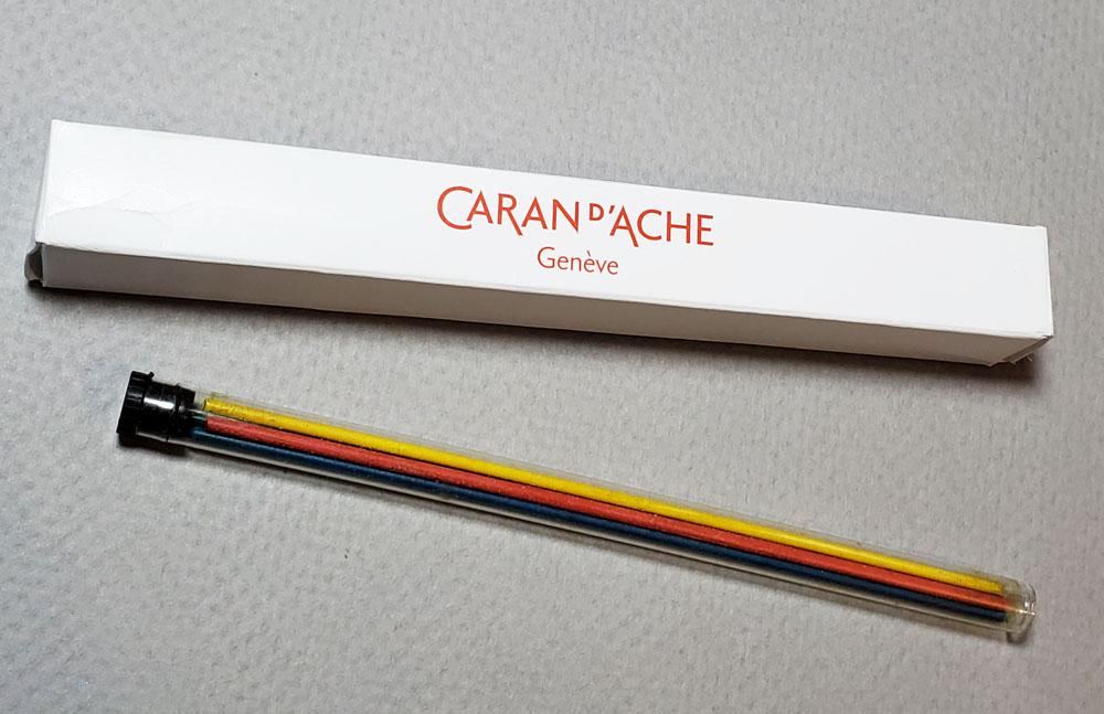 Caran d'Ache 2mm leads