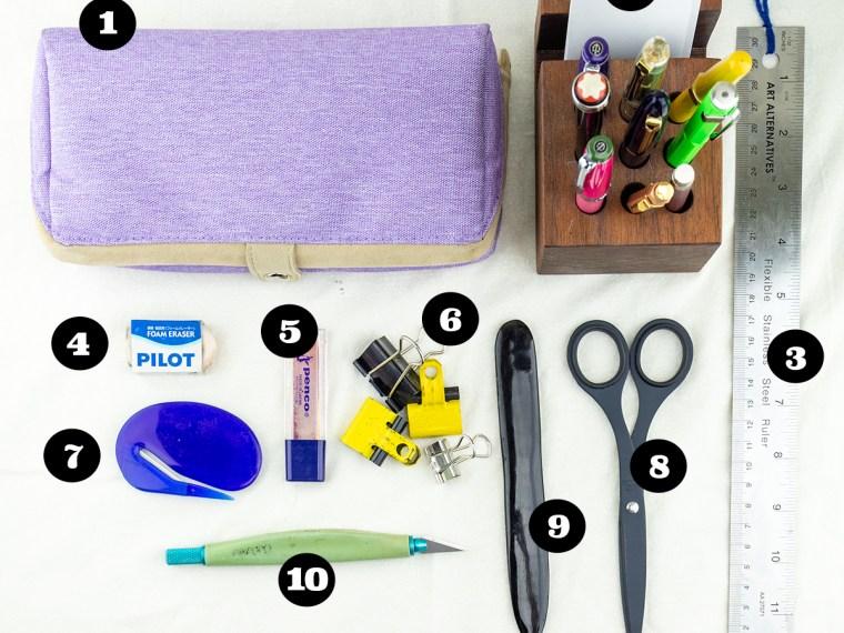 Top Ten Desk Accessories