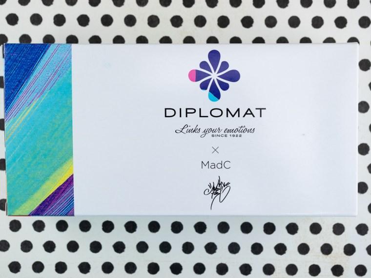 Tag Team Fountain Pen Review: Diplomat Esteem MadC Fountain Pen (Fine Nib)