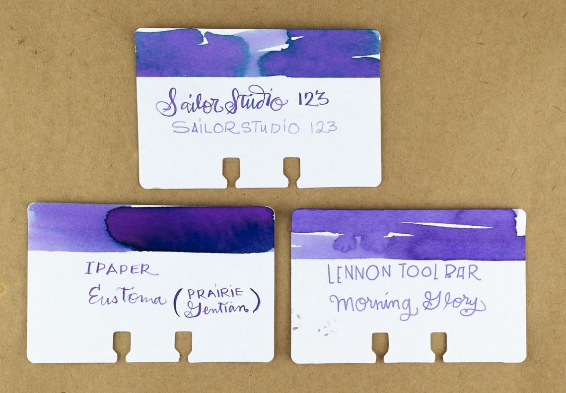ipaper inks comparison