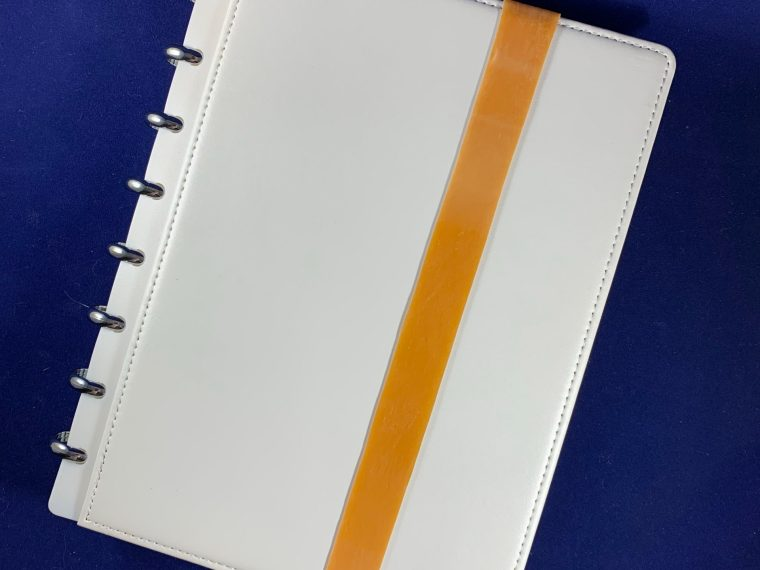 Fun Idea: A5 Notebook with Variety Paper