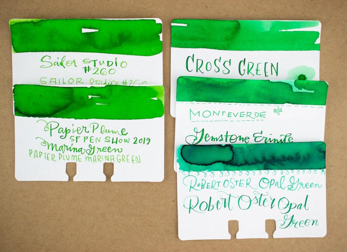 Cross Green Comparison