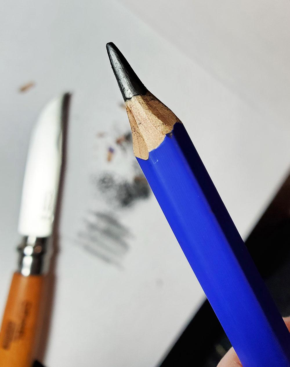 8 - Klein Blue maxi sharpened