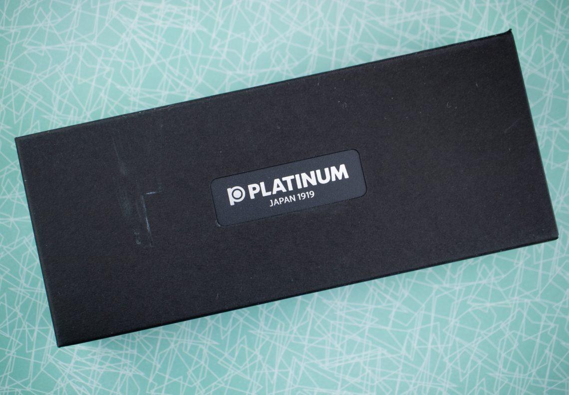 Platinum Procyon Citron packaging