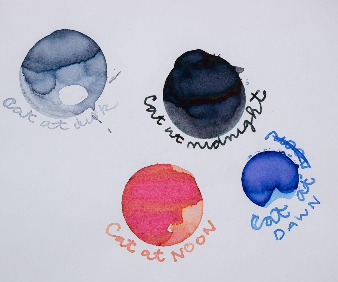 Ink Institute Cat Series
