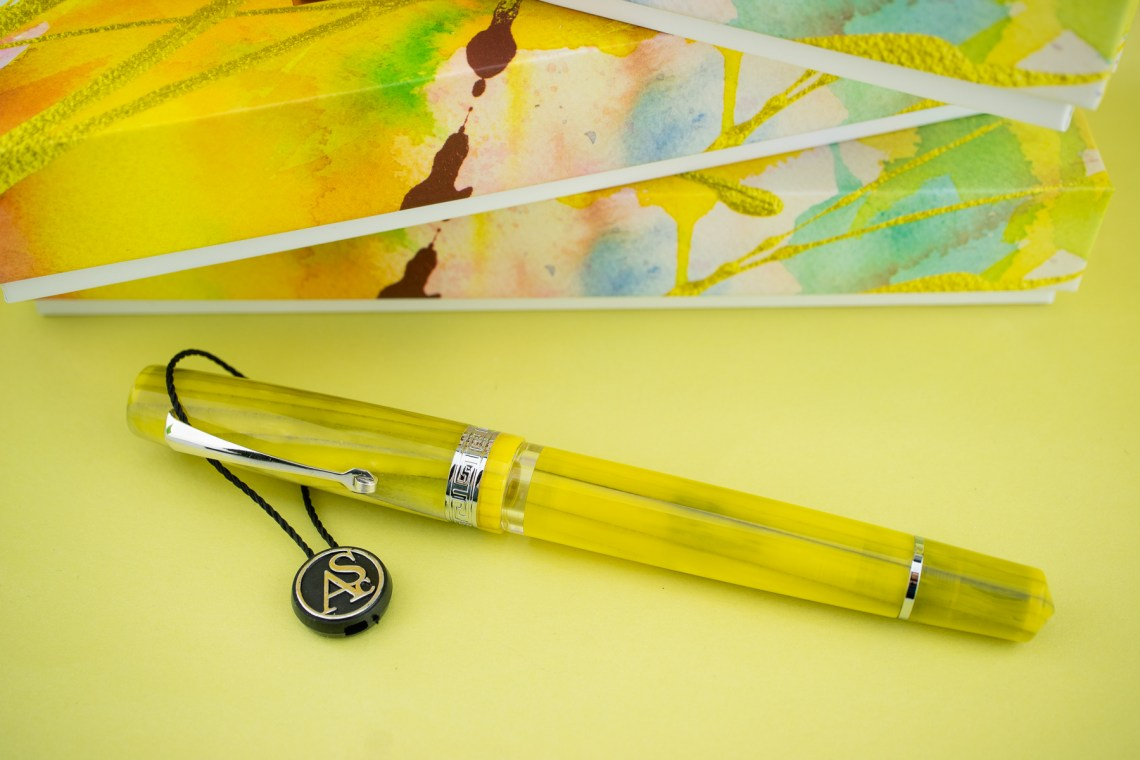 ASC Studio Pens Yellow Pinnacle