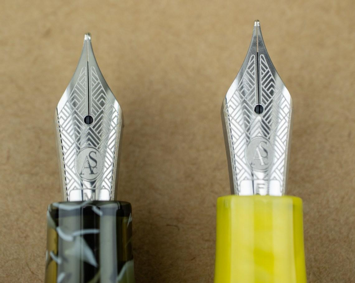ASC Studio Pens nibs