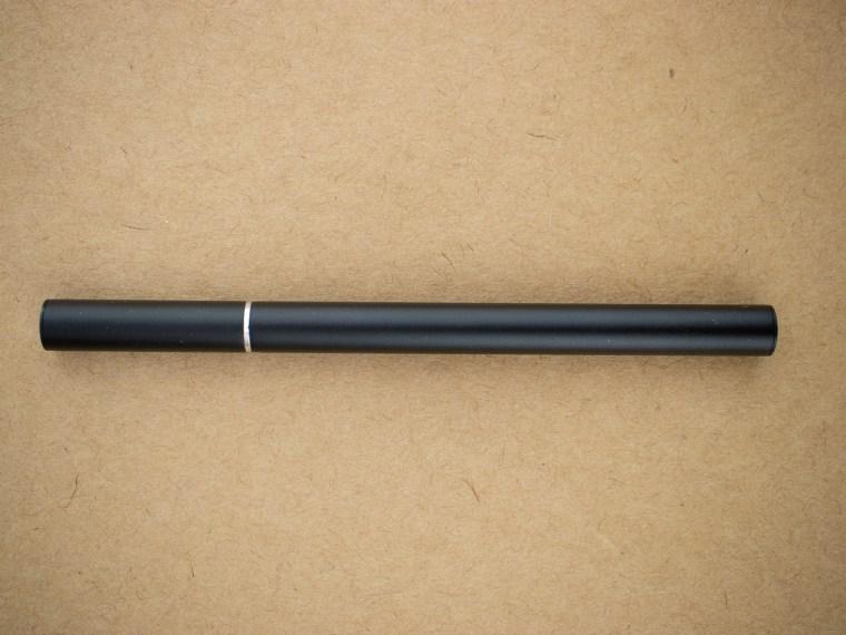 Fountain Pen Review: Meister by Point Slim Liner Fountain Pen (Black Body Medium Nib)