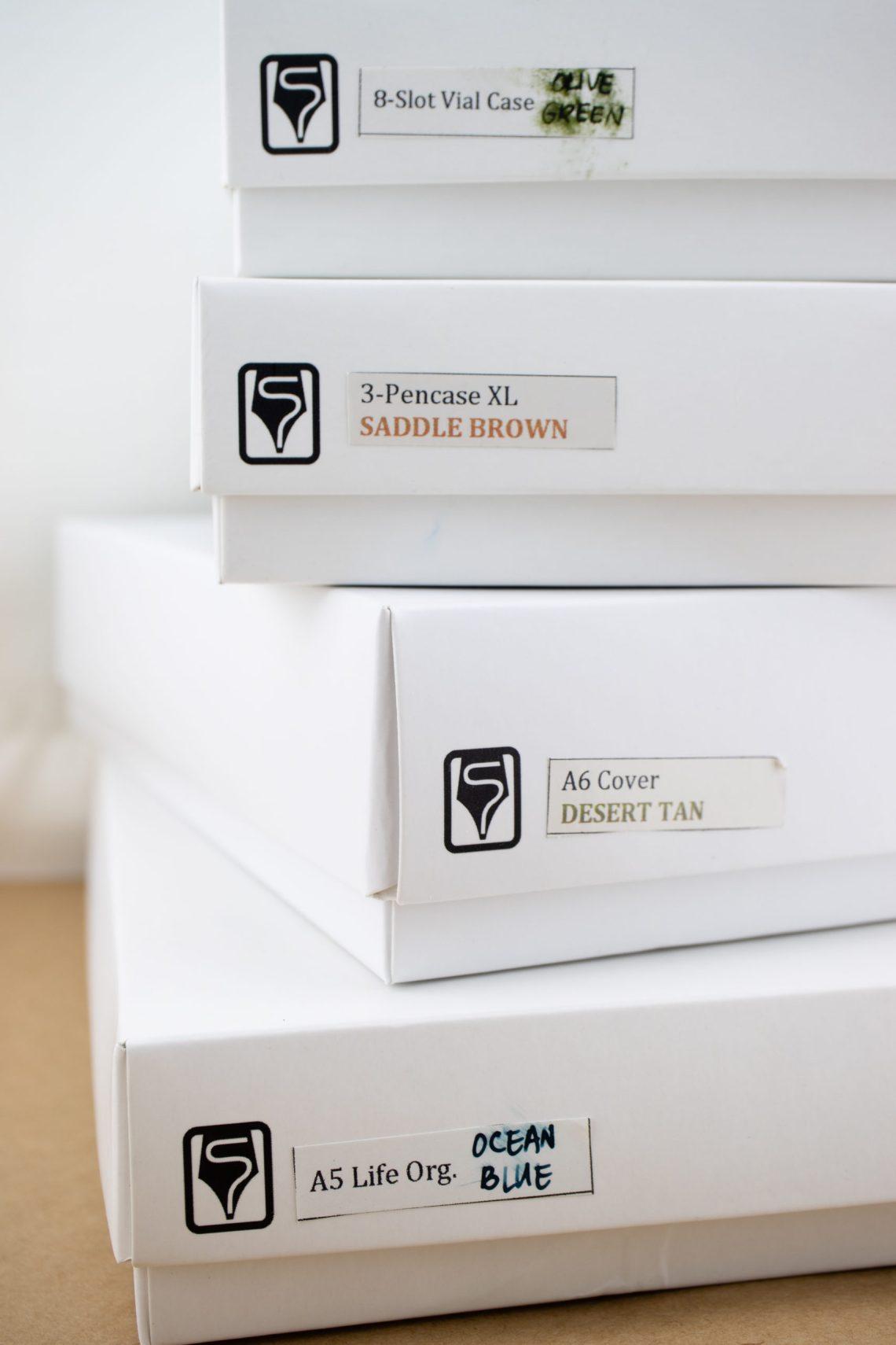 Shibui boxes