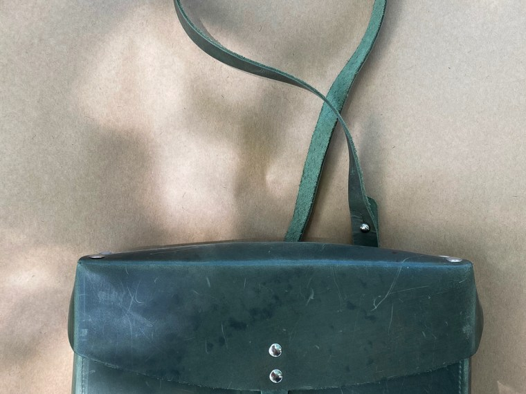 Giveaway Winner: Galen Leather Writer's Medic Bag