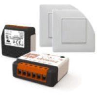 Solutions smart Building Wellbe'In - Interrupteurs et va-et-vient sans fil ni pile