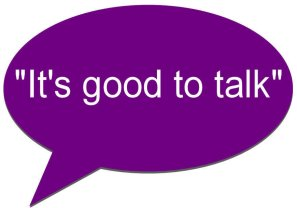 It's good to talk