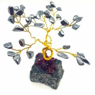 Hematite Gem Tree