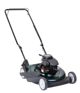 Lawn Mower Isolated