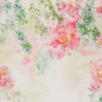 Delicate pink flowers  in soft pastel color in blur style