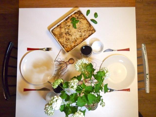 Quinoalaatikko w/ a twist