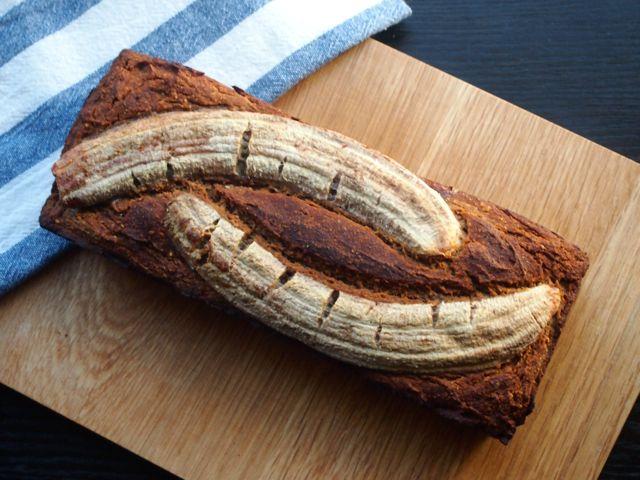 Ihana banaanileipä (G, V, P)