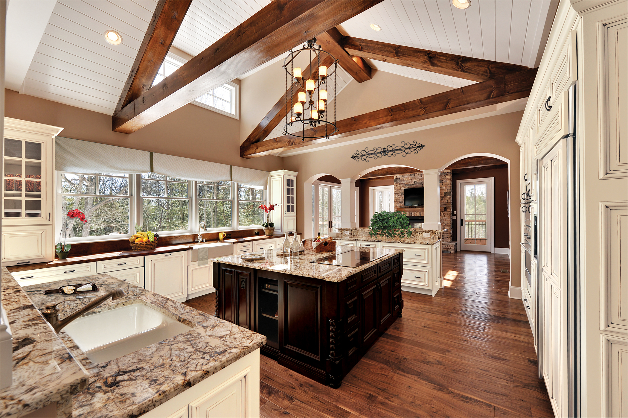 What's Your Kitchen Style? | Wellborn Cabinet on Traditional Kitchen Decor  id=55503