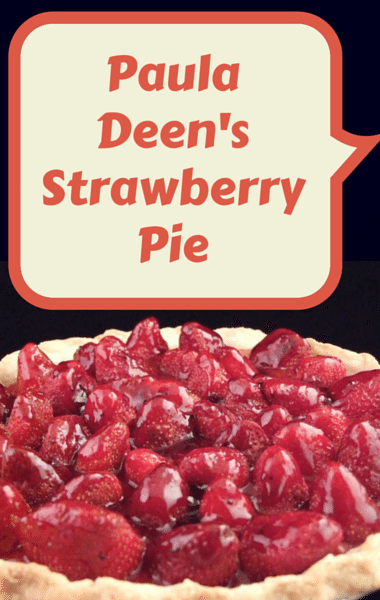 Dr Oz Diy Ice Pack Paula Deen Weight Loss Amp Strawberry Pie