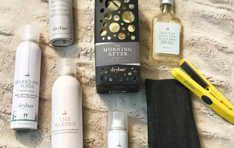 Dry Bar, hair care, beauty, styling, products, product reviews