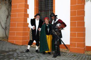 Jan vo Werth und Griet
