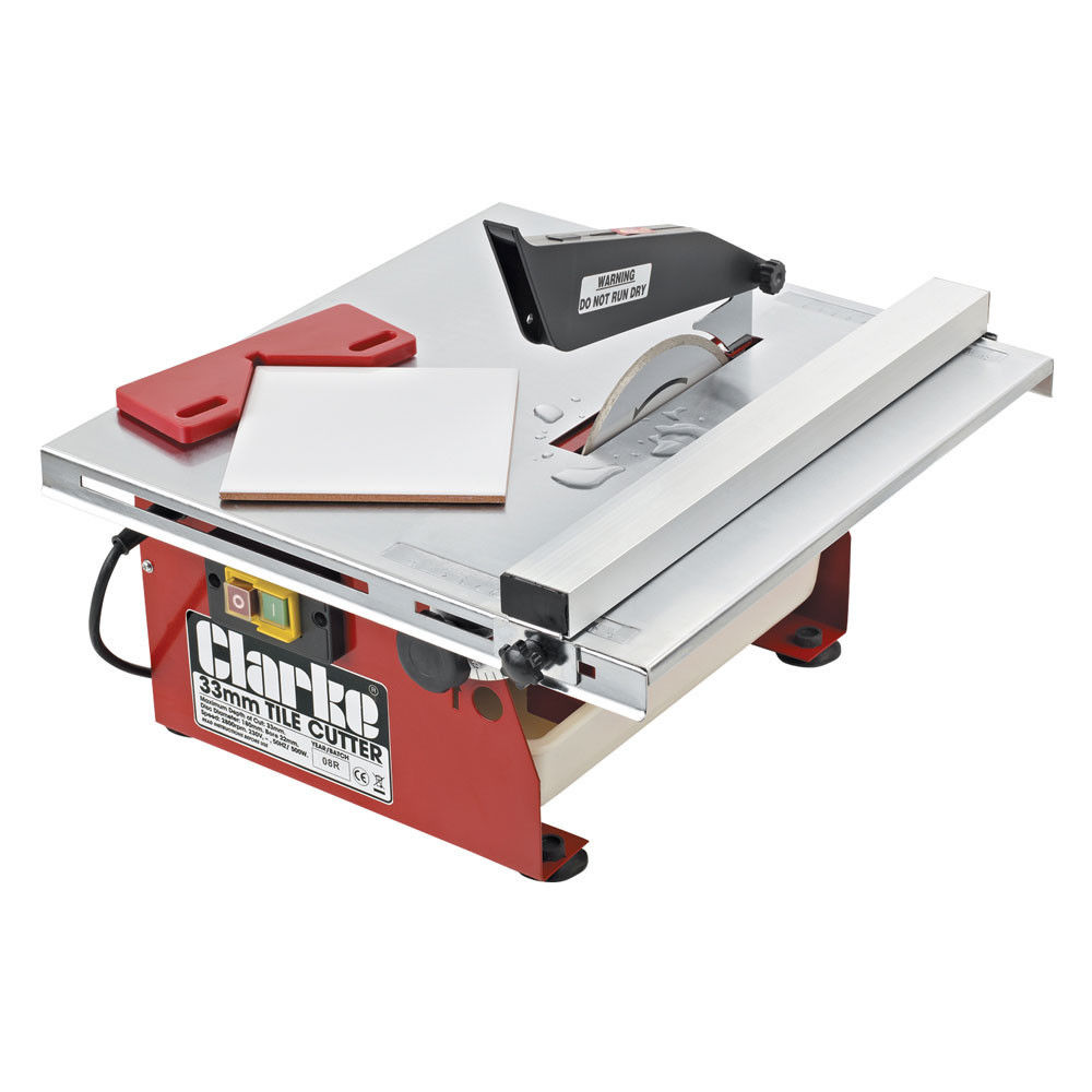 electric tile cutter 180mm 500w