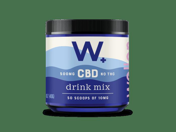 Buy CBD Drink Mix Jar