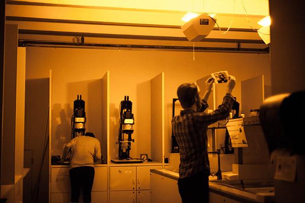photography darkroom wellesley college