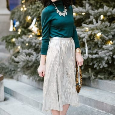sequin midi skirt jcrew tipi turtleneck