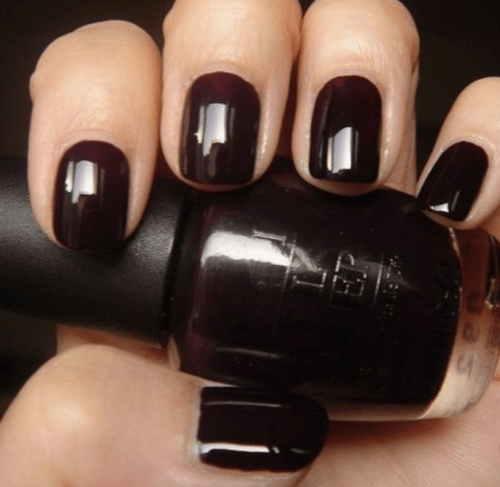 OPI Nail Color for Fall and Winter featured by top Pittsburgh fashion blog Wellesley & King