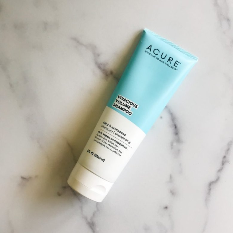 wellesley and king blog-acure volume shampoo-clean shampoo