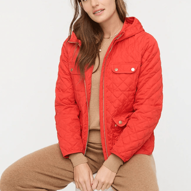 jcrew field jacket outfit