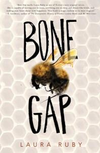bone gap book cover