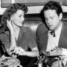 Image result for rita hayworth and orson welles