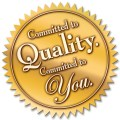 Committed to Quality Seal Final