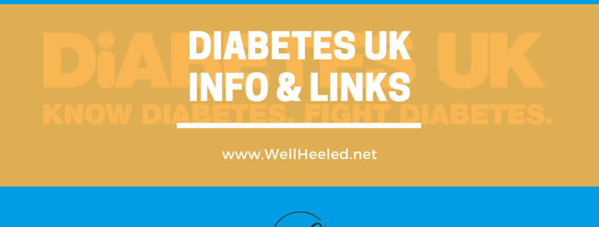 diabetes uk info and links